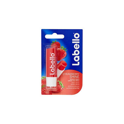Labello Strawberry Shine Balsamo Labbra Gm_45536