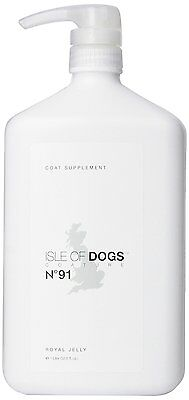 Isle of Dogs Coature No. 91 Royal Jelly Coat Supplement For Thin Coats 1 Liter