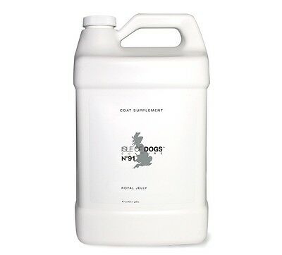 Isle of Dogs Coature No. 91 Royal Jelly Coat Supplement For Thin Coats 1 Gallon