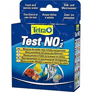 Test Nitrite pour aquarium : Tetra test NO2