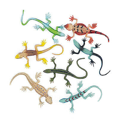 24 Sticky Lizards Prizes Pinata Birthday Party Favor Loot Bag
