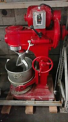 Hobart 80Qt Quart Bakery Pizza Dough Commercial Mixer