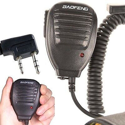 Baofeng Speaker Mic Headset for UV-5R UV-82L GT-1 GT-3 BF-888S two-way Radios AL