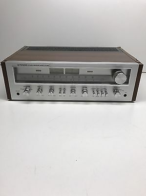 Vintage Pioneer SX-650 Stereo Receiver AM/FM