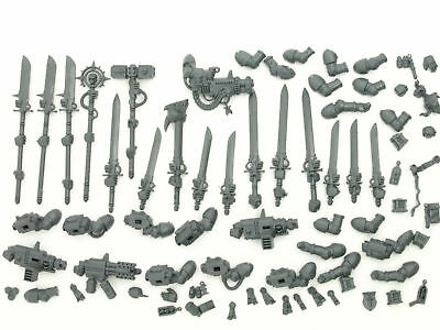 Grey Knights Purifier Squad - Nemesis Psiwaffen + Arme Set - Big Pack