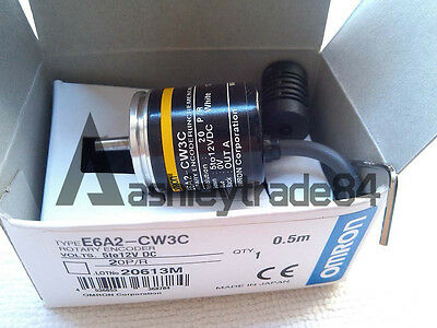 1PCS New in box OMRON E6A2-CW3C 20P/R Rotary encoder