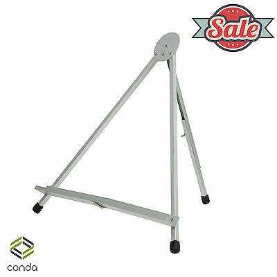 "17"" Tall Aluminum Tripod Tabletop Artist Display Easel w/ Rubber Feet 1-Easel"