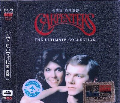 CARPENTERS The Ultimate Collection 3CD HD Mastering Hi-Fi Auto Sound For Car