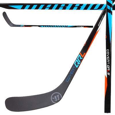 Warrior Covert QRL5 W03 Backstorm 85 GripHockey Stick Senior Right