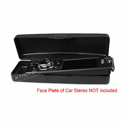 Universal Car Stereo  Radio Face Faceplate CD Carrying Case Holder Protective