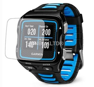 3 X Ultra clear Screen Protector for Garmin Forerunner 920XT Invisible shield
