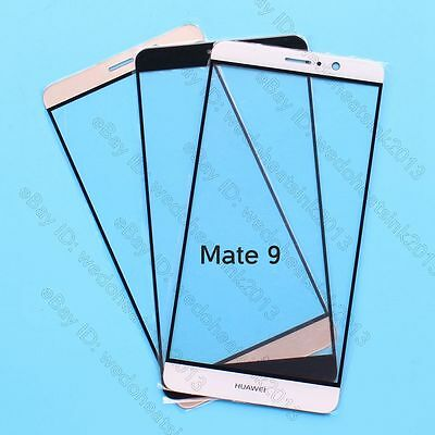 Front Outer Glass Lens Touch Screen Panel Replacement For Huawei Ascend Mate 9