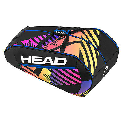 HEAD Porta Racchette RADICAL LTD MONSTER 12R : Borsone Nuovo Tennis List.€110,00