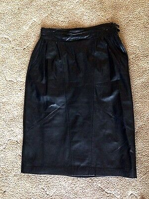 The Leather Warehouse Womens Skirt Size 10