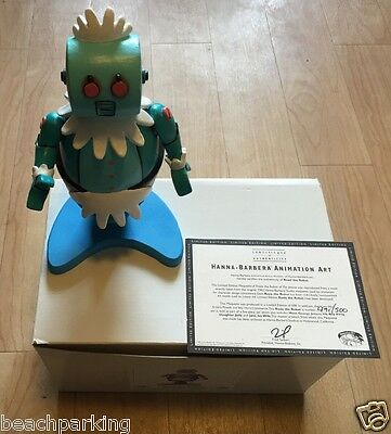 Jetsons Maquette  Statue   Ltd To 500 Sets  Sold Out  Rosie The Robot Free S&h