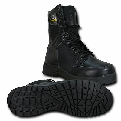 "Rapid Dominance Crusher 9"" Boots Tactical Military Combat Army Black Rapdom T62"