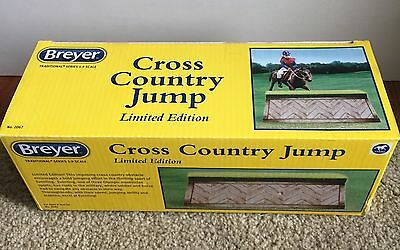Breyer Traditional jump, parade saddle and show set
