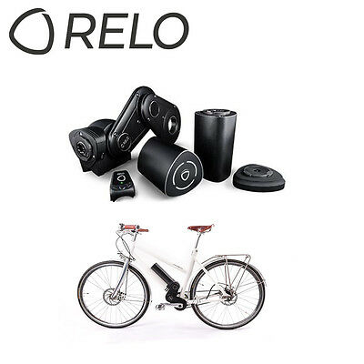Lightweight 36V 250W Mid Drive electric bike eBike kit - total weight 3.6kg