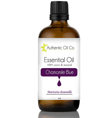 Chamomile  Blue ( German ) Essential oil