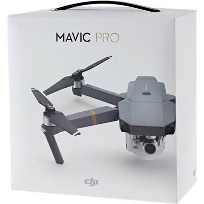 DJI Mavic Pro With 12MP 4K Camera