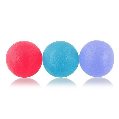 Restore Hand Therapy Squeeze Exercise Ball Kit Stress Relief Balls for Wrist