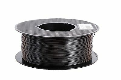 Pla Max 3D Printing Filament, 9 Times Stronger 1Kg Roll 1.75 Black