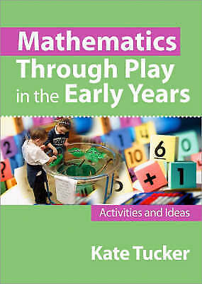 Mathematics Through Play in the Early Years: Activities and Ideas-ExLibrary