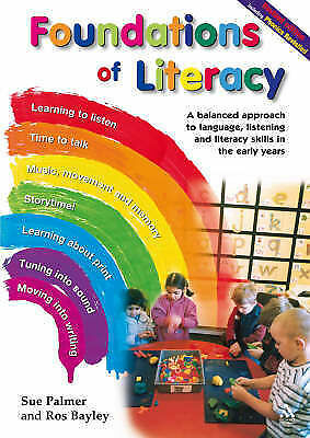 Foundations of Literacy: A Balanced Approach to Language, Listening-ExLibrary