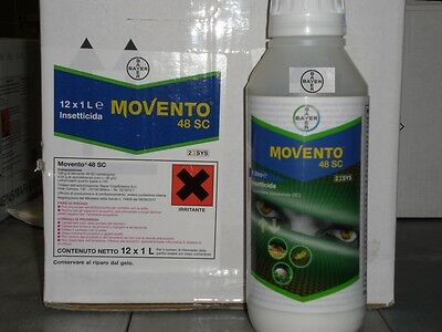 Insecticide Movento 48 Sc Bayer Sistemico Psylles, Pucerons, Cochenilles 1 Lt