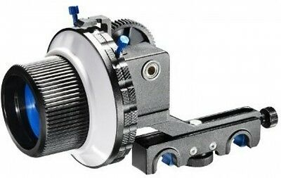 Pro DSLR Follow Focus With Gear Ring Belt for DSLR cameras and Camcorders