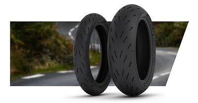 Michelin Pilot Power Rs 120/70/17 & 180/55/17 Tyres. New Release Tyre