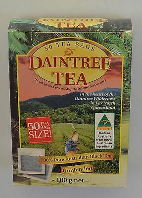 Daintree Tea 50 Teabags direct from the farm