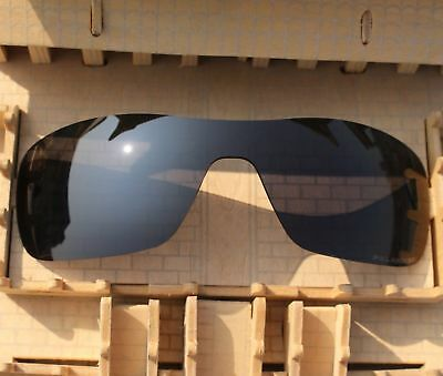 2767d35ce4 ACOMPATIBLE Polarized Lenses Replacement Black for-Oakley Turbine Rotor  OO9307