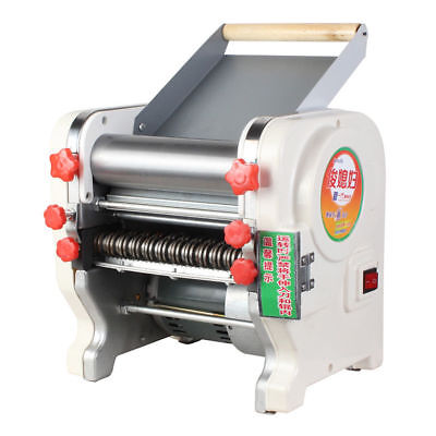 220V Noodle Machine Stainless Electric Pasta Press Maker Commercial Home 550W