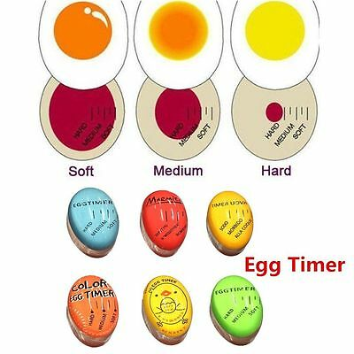High Quality Egg Perfect Colour New Boil Eggs Kitchen Every Time Egg Timer XNF1