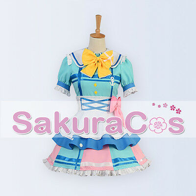 Love Live!Sunshine!! Aqours' first single Chika Takami Cosplay Unisex Set S-XL