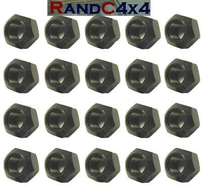 RRD500010 x20 Land Rover Defender 90 110 & Discovery Steel Wheel Nuts