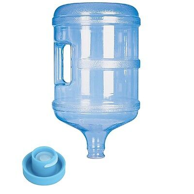 15L & 19L Bottle Cap For Water Cooler Tower Reusable Storage Container Cap Only