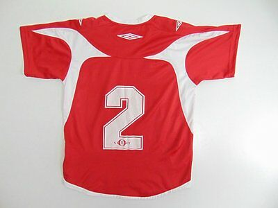 2005 2010 Umbro Steinberg IF Norway home shirt football old soccer rare 140 #2