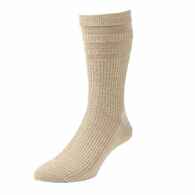 HJ Hall EXTRA WIDE Softop® Socks - Wool Rich - HJ190H size 6 - 11 & 11 - 13