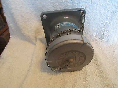 Crouse & Hinds Arktite AR641 4 Wire 4 Pole 60 Amp Screw On Cap Refurbished