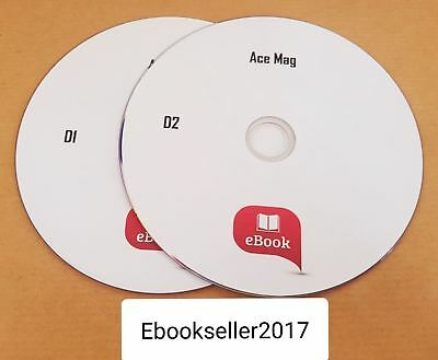 ebooks Ace Home PC mag all 55 issues in PDF format for your PC/Laptop on 2 Discs