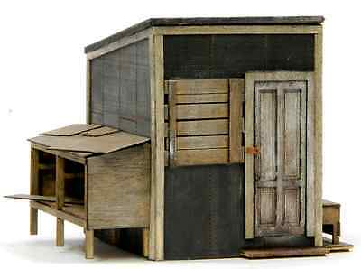 Building & Structure Co S Scale Lineside Shed Csm 4144 S First Time Available