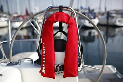 Crewsaver life jacket AWN Security L 150N automatic safety vest 150N
