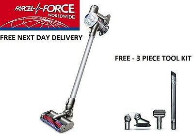 Dyson V6 Flexi Cordless Vacuum Cleaner 2 Year Guarantee Free 3 Piece Tool Kit