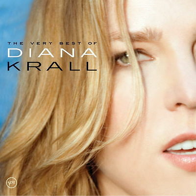 Diana Krall The Very Best Of Doppio Vinile Lp Nuovo E Sigillato !!