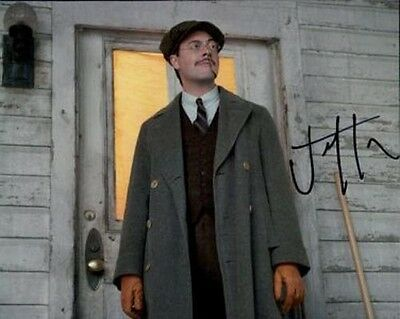 Jack Huston SIGNED photo - Boardwalk Empire - GM20