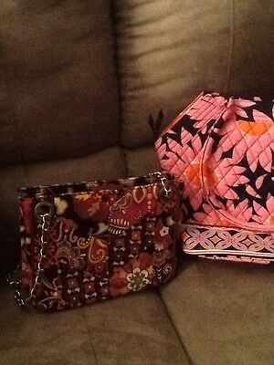 Lot Of Two Never Used Vera Bradley Purses
