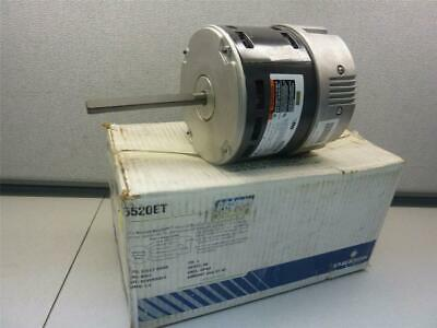 EMERSON 5520ET RESCUE Ecotech Direct Drive Blower Motor 1/3HP 115V 4.2A  (20749)