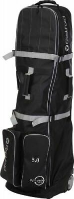 FastFold Travelcover 5.0 WP 360, waterproof, black/silver